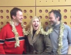 Saint Etienne's Christmas Greeting Image sml