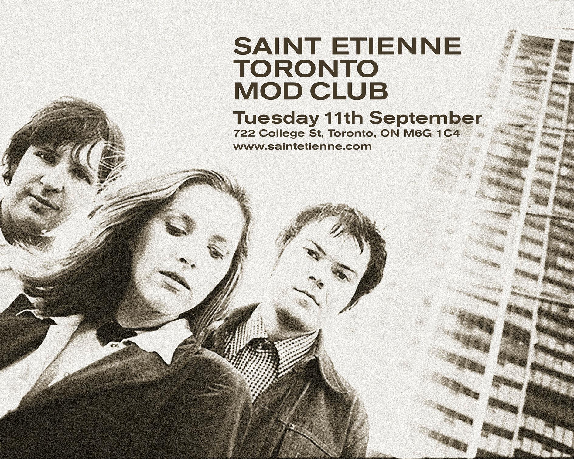 Saint Etienne celebrate 20 years of 'Good Humor'