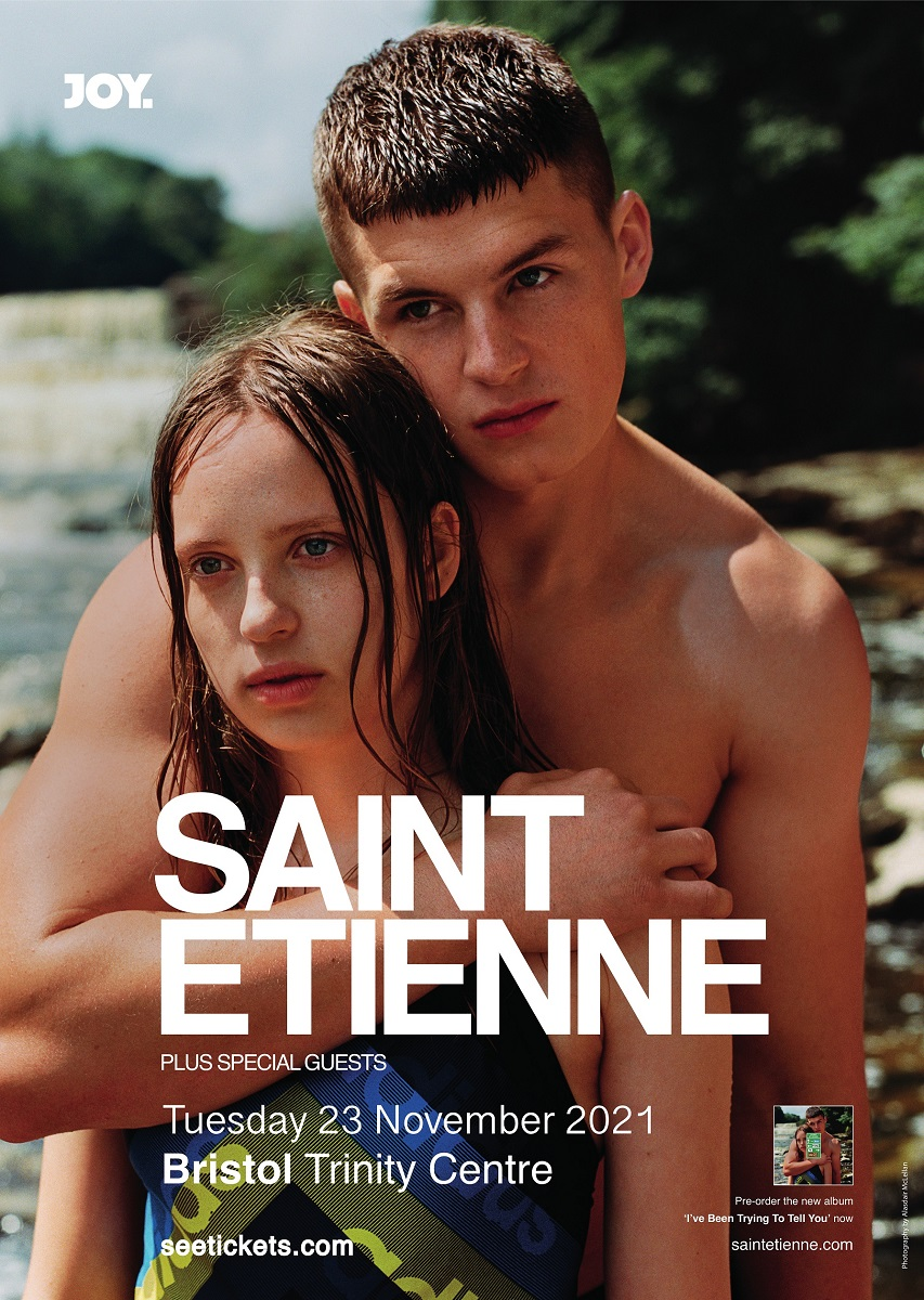 Saint Etienne play Bristol Trinity 23 November 2021